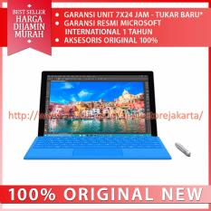 MICROSOFT Surface Pro 4 - RAM 4GB - Intel Core i5 - SSD 128 GB - Silver + Free Surface Keyboard (Black)