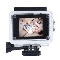 Mini 1080P Full HD DV Sports Recorder Car Waterproof Action Camera Camcorder Gold - intl