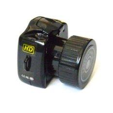 Mini Dv Camera Y2000 Minicamara Mini Video Camera DVR Spy Cameras (Intl)