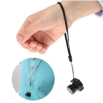 Mini Hidden Camera Camcorder Spy Pinhole Video Recorder DVR - Black - intl