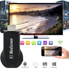 Mirascreen DLNA Airplay WiFi Display Miracast TV Dongle HDMI Multi-display Full HD 1080P Receiver