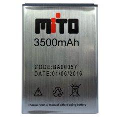 Mito battery BA00057 (Fantasy Power A68) - Silver