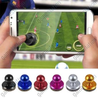 Mobile Phone Physical Joystick Fling mini Game Joysticks for iPhone & Android