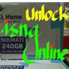Modem Router XL UNLOCK Wi-Fi B310s Putih