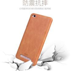 Mofi Original Leather Back Xiaomi Redmi 4A