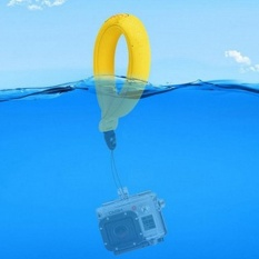 Moonar Float Hand Floating Waterproof Wrist Strap for Gopro Hero 3+ Action Camera - intl