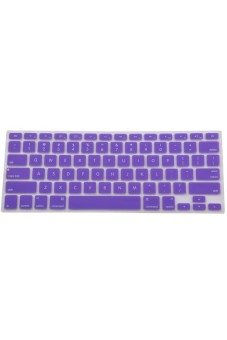 Moonar keyboard silikon kulit untuk menutupi Apple Macbook Pro MAC 13 15 17 Air 13