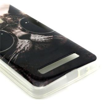 Moonmini Case For ASUS Zenfone 5 A501CG Ultra thin Soft TPU Phone Back .
