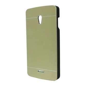 Motomo Metal Case for Oppo Joy R1001 - Gold