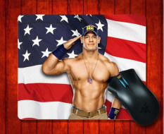 MousePad John Cena-DC-20-039 - 16 For 240*200*3mm Mouse Mat Gaming Mice Pad - Intl