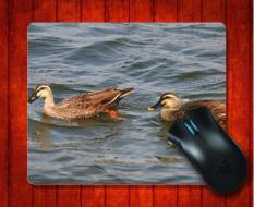 MousePad Swimming Ducks Animal For Mouse Mat 240*200*3mm Gaming Mice Pad - Intl