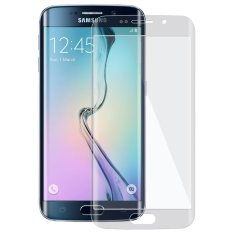 MR Tempered Glass Full Samsung Galaxy S7 Edge Anti Gores Kaca / Screen Guard – Clear