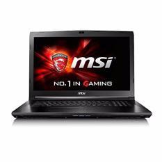 MSI GP62-7RD Leopard Pro - RAM 8GB - i7-7700HQ - 256GB SSD + 1TB - GTX1050M-4GB - 15.6
