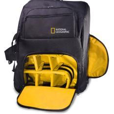 National Geographic Tas Kamera Ransel Natgeo Gratis Jas Hujan Kode G