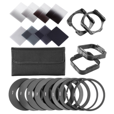 Neewer Complete ND Filter Kit For Cokin P Series