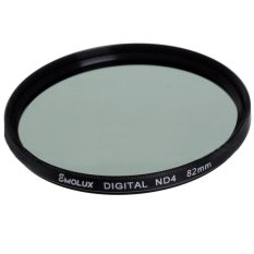 Neutral Density 82mm ND4 Filter For Canon