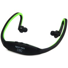 New Style TF Card On-head Sports MP3 Player (Intl)