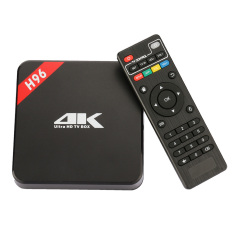 Newest And Most Powerful H96 Android TV Box Amlogic S905 Quad Core Android 5.1 ROM 8GB HDMI 2.0 WIFI 4.1080P Kodi Smart TV Box