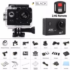 Newest gopro hero 4 style Action camera F60R Ultra HD 4K WiFi Underwater 30M Sports Camera 2.0