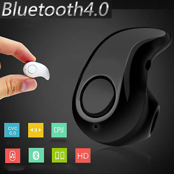 Newest Mini Wireless Bluetooth STEREO In-Ear Earphone Headphone Headset