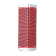 Newest Original X- ONE LED Colorful Mini Bluetooth Speaker SuperBass Hifi Stereo Wireless Bluetooth Speaker For Phone Pc (Red) - Intl