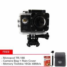 NexPro Action Camera Dream 003 (2K) 12MP - WiFi