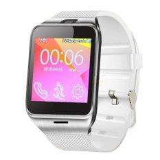 NFC Bluetooth Layar Sentuh Olahraga Untuk Ponsel Android Tahan Air (Putih)
