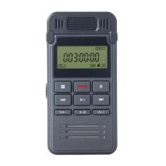 NiceEshop 8GB Portable Digital Sound Voice Recorder Pen (Gray) (Intl)