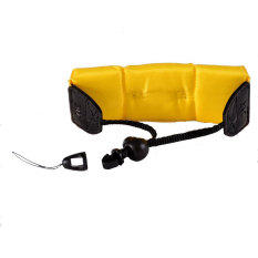 niceEshop UnderWater WaterProof Cameras ST-6R Foam Floating Camera Wrist Strap (Yellow)