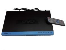 NIKO NK-118 DVD Player Bisa untuk Kaset Ori dan Non Ori - Biru