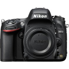Nikon D610 Body Only - Hitam