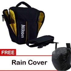 Nikon Tas Kamera 1 Lensa + Free Rain Cover