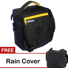 Nikon Tas Kamera Kode K + Gratis Rain Cover