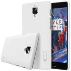 NILLKIN buram pelindung Bumper Case belakang Shell menggantikan OnePlus 3 Smartphone hitam - International. Source