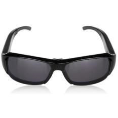 NODA NODAAudio-TF 16GB HD 1080P Sunglasses Mini Camera DigitalVideoRecorderDV DVR Spy Glasses Eyewear Hidden Camcorder - Intl