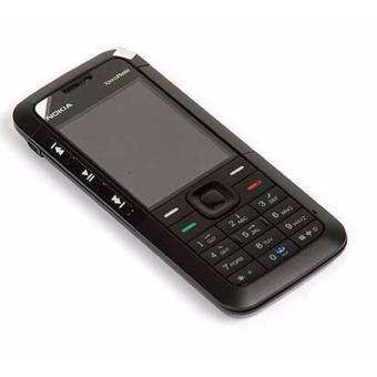 Nokia 5310 Xpressmusic All Black Handphones Review