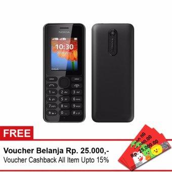 Nokia N108 Dual Sim Black