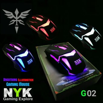 NYK G02 Usb Gaming Mouse