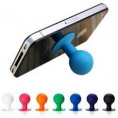 Keunggulan Dan Harga Premium Oke Stand For Tablet & Mobile Biru Source Octopus Silicone Mobile Stand