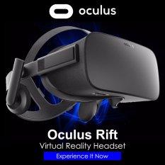 Oculus Rift - Virtual Reality Headset - intl