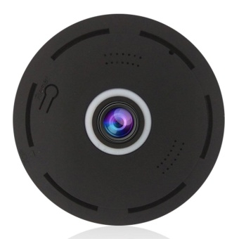 OH 360 Degree Full View Mini Camera Home WiFi 2 Million Smart Panoramic Camera US Plug - intl