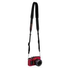 OH Classical Universal Anti-slip Camera Shoulder Neck Belt Strap For SLR DSLR (Black) (Intl)
