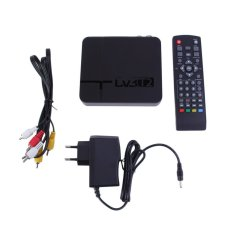 OH MIni HD DVB-T2 Digital Terrestrial Receiver Set-top Box Compatible with DVB-T