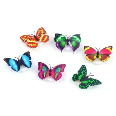 OH New Lovely Multi-Color Changing Beautiful Butterfly LED Night Light Lamp