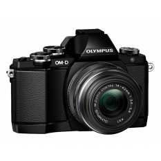 Olympus OM-D E-M1.16MP 14-42mm II R Kit - Black