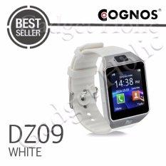 Onix Cognos ZGPAX Smartwatch S29 DZ09 - Putih - Strap Karet