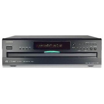 Onkyo 6-Disc CD Player DX-C390 (Black)