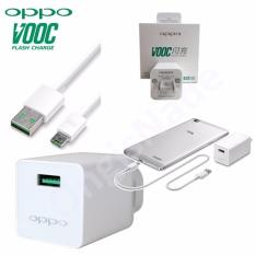 All Series Oppo Kabel Micro 4a Usb Putih 100 Authentic White Source OPPO VOOC Travel Charger