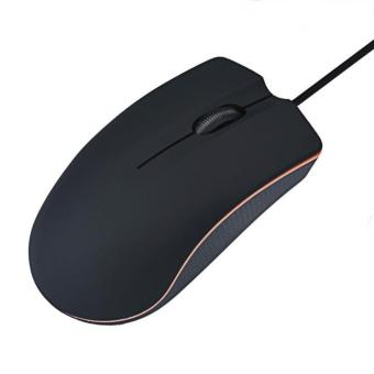 Optical USB LED Wired Game Mouse Mice For PC Laptop Computer - intl