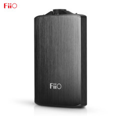 Original Fiio A3 (E11K) Portable Earphone Amplifier HIFI Lossless For Mp3 Player (Black)